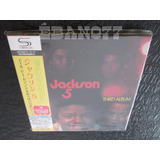 Jackson 5 : Third Album   Maybe Tomorrow Cd Mini Lp Japonês