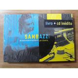 Jair Oliveira   Sambazz   Cd Livro Novo