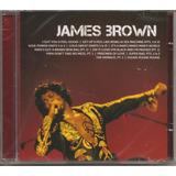 James Brown   Icon   Cd Novo E Lacrado   Veja A Reputação