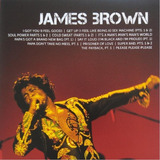 James Brown Icon   Cd Blues