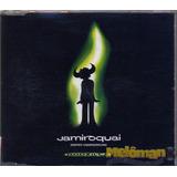 Jamiroquai 1998 Deeper Underground Cd Single Filme Godzilla