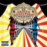 Jane s Addiction Live In Nyc   Cd Rock