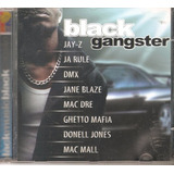 Jane Blaze Darcsyde Freddie Foxxx Ja Rule Kila   Cd Gangster