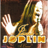 Janis Joplin In Concert   Cd Rock