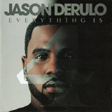 Jason Derulo Everything Is 4   Cd Pop