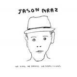 Jason Mraz We Sing We Dance We Steal Things   Cd Rock