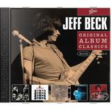 Jeff Beck Original Album Classics   Novo Lacrado Original