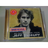 Jeff Buckley So Real Songs From Cd Lacrado U s a  Importado