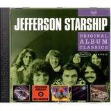 Jefferson Starship Original Album Classics Novo Lacr Orig