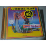 Jefferson Starship Spitfire Cd Lacrado Fabrica Usa Importado