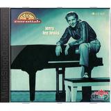 Jerry Lee Lewis Sun Essentials   Novo Lacrado Original