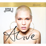 Jessie J Cd  Alive Deluxe Lacrado Raro Dance Funk Disco Pop