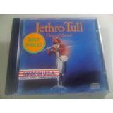 Jethro Tull Original Masters Cd Lacrado Fabrica Usa Importad