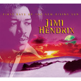 Jimi Hendrix First Rays Of The New Rising Cd   Dvd Lacrado