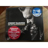Jimmy Barnes  30:30 Hindsight  Triplo  2 Cd s   1 Dvd Import