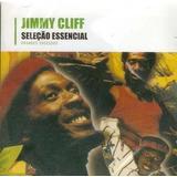 Jimmy Cliff   Seleção Essencial Novo Lacrado   Oferta