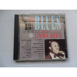 Jimmy Reed   Masters Of Blues Cd Importado 1991