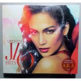 Jlo   Jennifer Lopez   Cd Greatest Hits   Duplo Importado