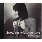 Joan Jett And The Blackhearts Greatest Hits Novo Lacr Orig