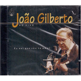 João Gilberto   Eu Sei Que Vou Te Amar   Ao Vivo