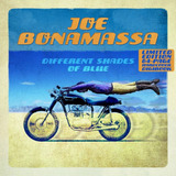 Joe Bonamassa  different Shades Of Blue  Cd Digibook