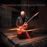 Joe Satriani   Unstoppable Momentum   Cd Novo Lacrado