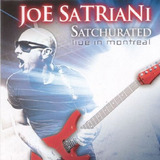 Joe Satriani Satchurated Live In Montreal   2 Cds Rock