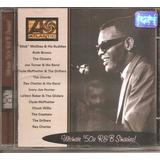 Joe Turner His Band Ruth Brown Clyde Mcphatter   Cd Atlantic