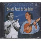 Joel Nascimento   Cd Relendo Jacob Do Bandolim   Lacrado