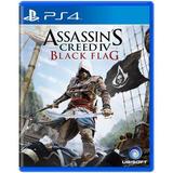 Jogo Assassins Creed Black Flag Ps4 Midia Fisica Cd Original