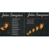 John Bongiovi   The Power Station Years 1980 1983 Bon Jovi