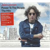 John Lennon Power To The People The Hits   Cd Rock