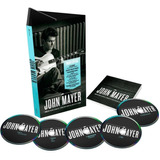 John Mayer Box Com 5 Cds Originais Raros Novos Lacrados Veja