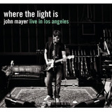 John Mayer Where The Light Is Live In Los Angeles   Cd Rock