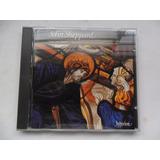 John Sheppard   Church Music Harry Christophers Cd Importado