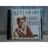 Johnny Burnette  The Best Of usa 1992 cd
