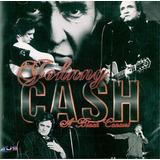 Johnny Cash A Black Concert   Cd Rock
