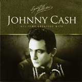 Johnny Cash All Time Greatest Hits   Cd Rock