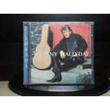 Johnny Hallyday   Lorada Cd Importado Original 1995 Rock Av8