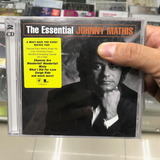 Johnny Mathis   The Essential Johnny Mathis Duplo Importado