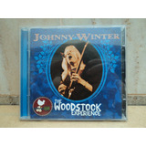Johnny Winter the Woodstock Experience  Duplo 2009 cd