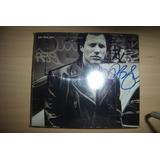 Jon Bon Jovi Single Midnight In Chelsea   Autografado Usa