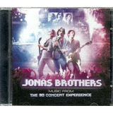 Jonas Brothers ¿ Music From The 3d Concert Experience