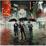 Jonas Brothers A Little Bit Longer   Cd Rock
