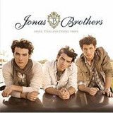 Jonas Brothers Lines Vines And Trying Times   Cd Pop
