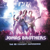 Jonas Brothers Music From 3d Concert Experience   Cd Pop