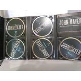 Jonh Mayer   Box Com 05 Cds  Mostruário  Novos nunca Ouvidos