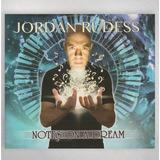 Jordan Rudess Cd Digipack Notes On A Dream Novo