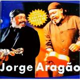 Jorge Aragão Ao Vivo Comemorativo   Cd Duplo