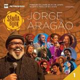 Jorge Aragão Samba Book I   Cd Samba